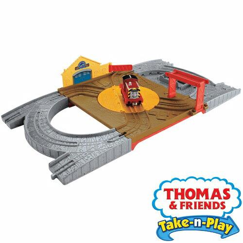 【湯瑪士小火車】帶著走系列-軌道遊戲組 BCX19