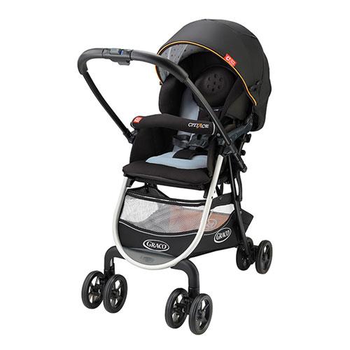 Graco 購物型雙向嬰幼兒手推車 城市商旅 CITIACE CTS-小珍珠【悅兒園婦幼生活館】
