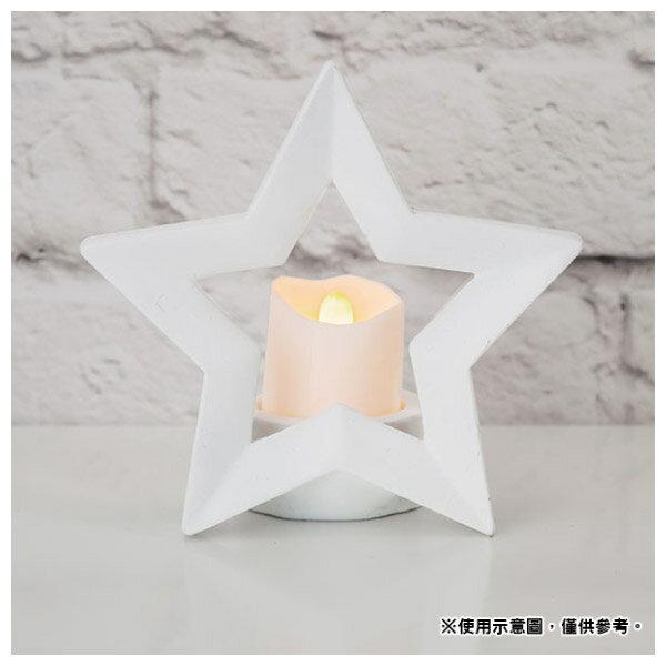 聖誕燭台 WHITE STAR NITORI宜得利家居 6