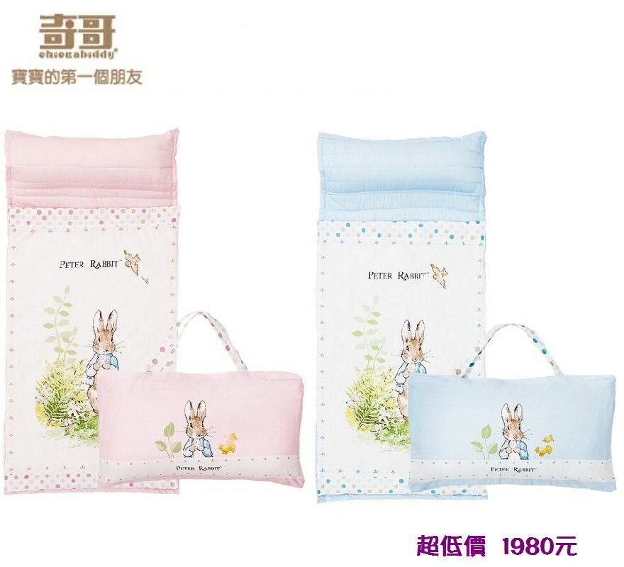 *美馨兒*奇哥-花園比得兔簡約風睡袋/兒童睡袋 1980元