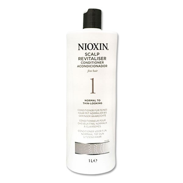 NIOXIN 儷康絲 賦活頭皮修護霜1號 1000ml《Belle倍莉小舖》