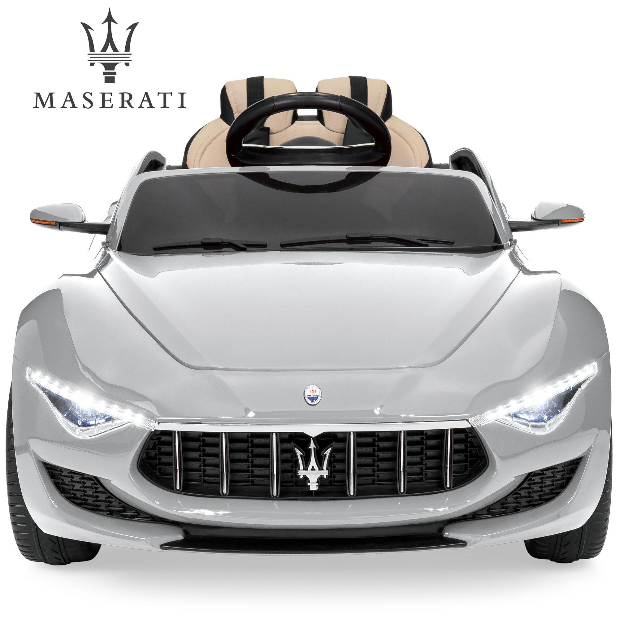 Official Maserati Women/'s Burgundy Fill Zip Sweatshirt