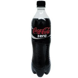 可口可樂 zero 零熱量 600ml