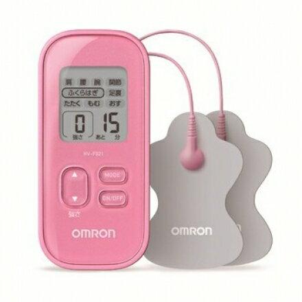 歐姆龍低周波治療器 OMRON低週波+貼片 HV-F021【諮詢專線:0911-490-313】 2