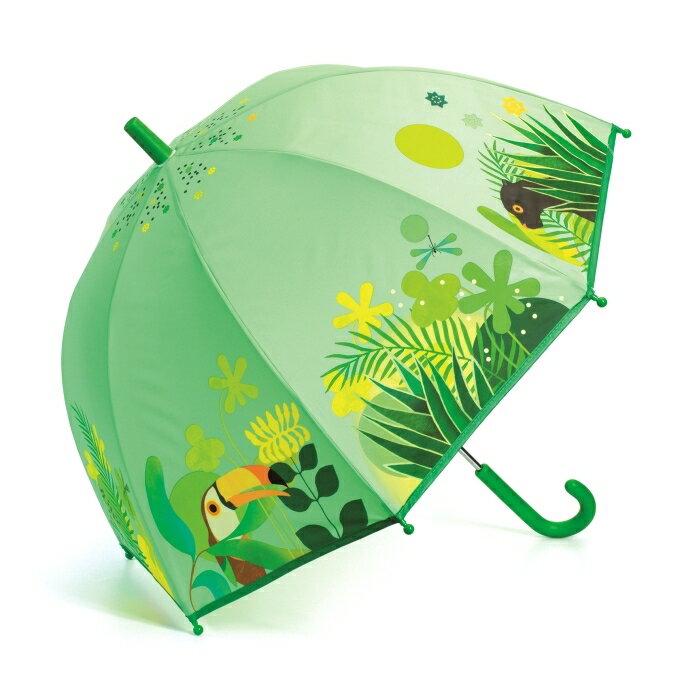 法國 Djeco智荷 藝術插畫雨傘 / 透明傘(多款任選) 2