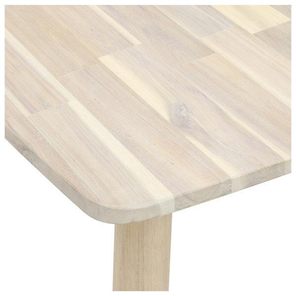 ◎木質餐桌椅組 LONDON 150 WW NITORI宜得利家居 3