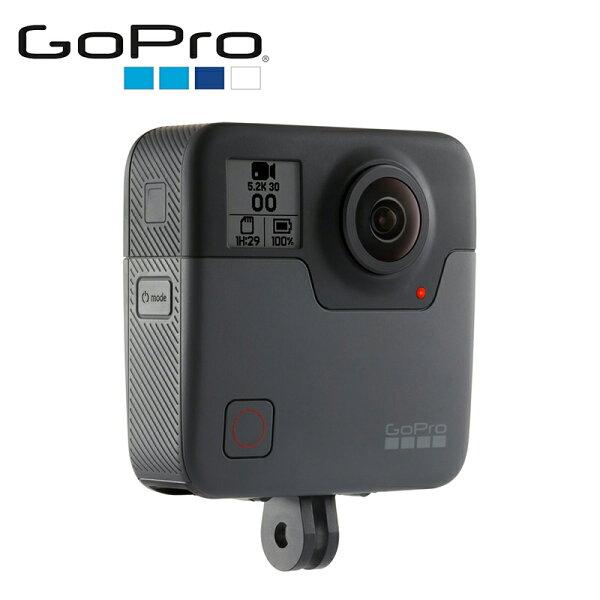 ◎相機專家◎GoProFusion360+Sandisk64GB667X2片優惠套組運動攝影機公司貨