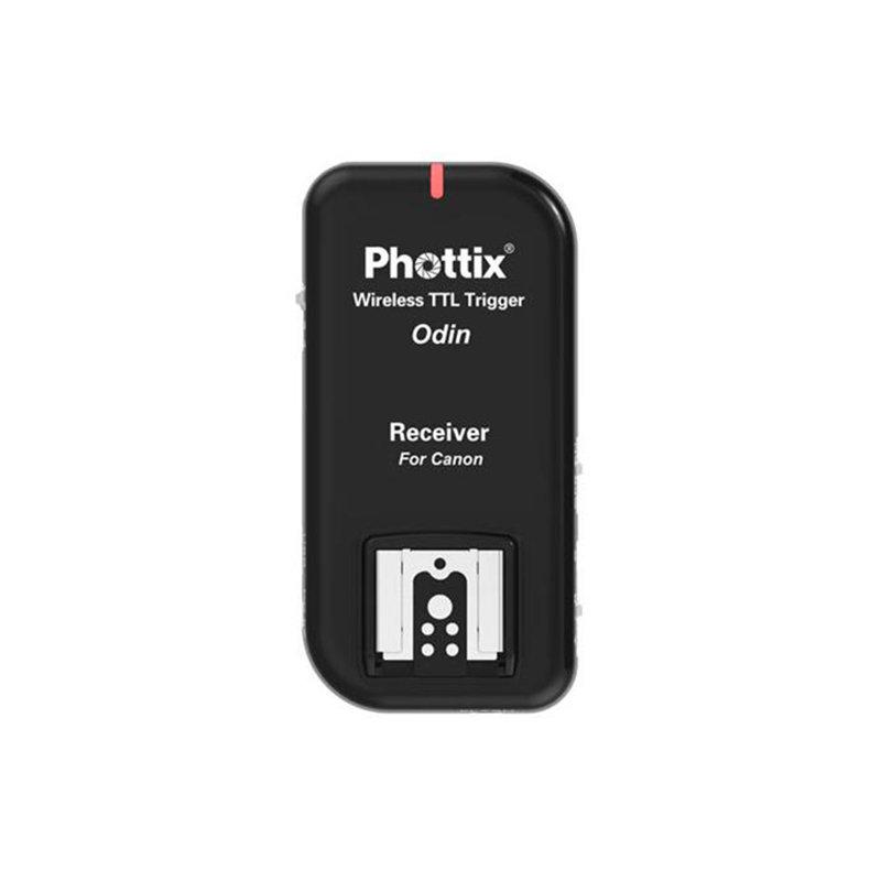 ◎相機專家◎ Phottix Odin TTL 無線閃燈接收器 for Canon 群光公司貨