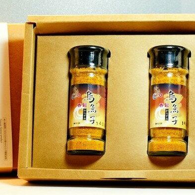 ★食尚玩家推薦★【2012高雄精品】珍芳烏魚子香鬆兩瓶裝禮盒