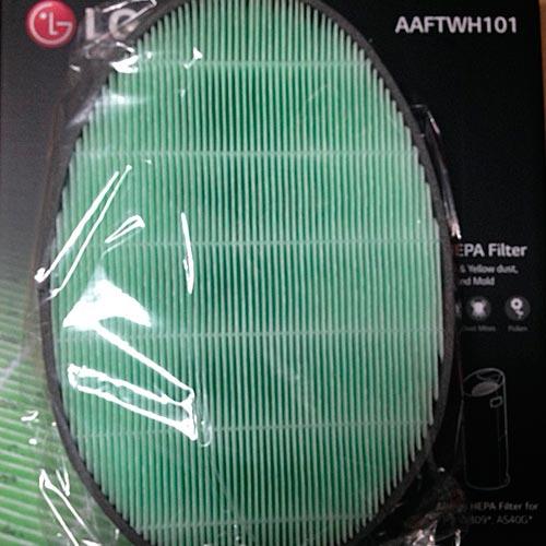 LG 樂金 AAFTWH101 抗敏HEPA濾網 大白 空氣清淨機 PS-W309WI AS401WWJ1