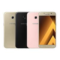 Samsung 三星到【贈LINE背蓋+立架】Samsung GALAXY A5 (2017年版) A520F 5.2吋 智慧型手機【葳豐數位商城】
