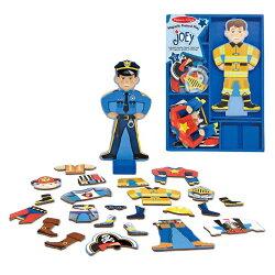 【華森葳兒童教玩具】益智邏輯系列-喬尹變裝秀 N7-3550