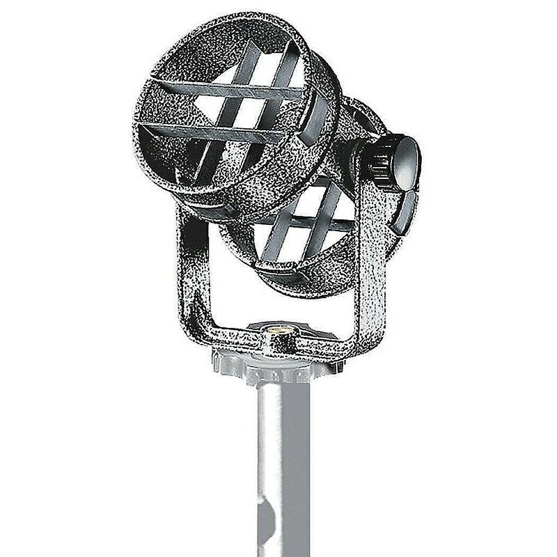 ◎相機專家◎ Gitzo G11510N 鋁製麥克風接座 固定座 輕量 錄音設備 通用型 正成公司貨