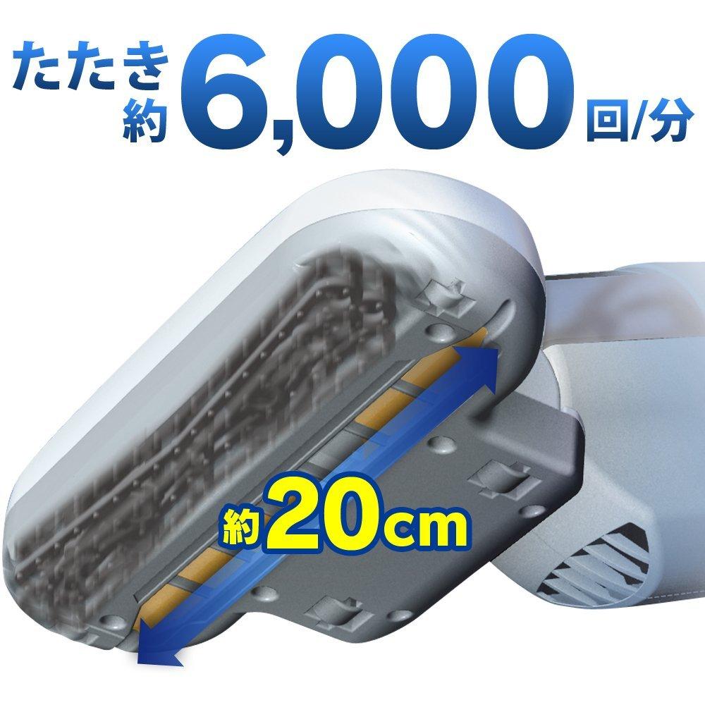 【日本代購】日本 IRIS OHYAMA KIC-FAC2 除螨吸塵器 塵螨 過敏  ★日本含稅空運直送★ 【一期一會】 6