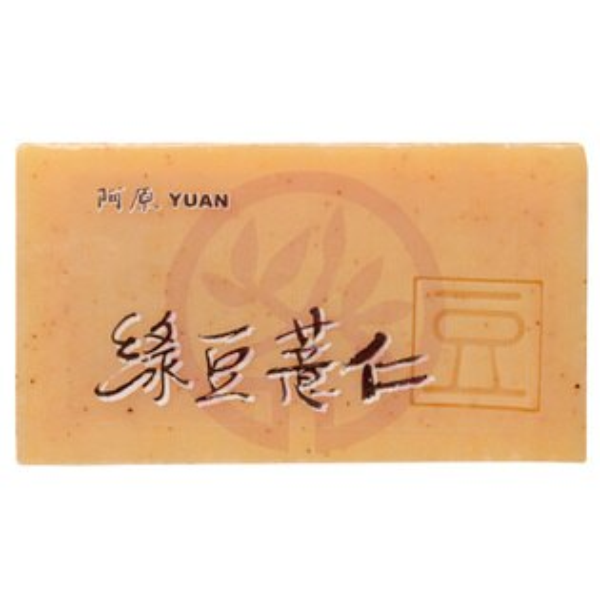 阿原肥皂綠豆薏仁皂(100g)x1