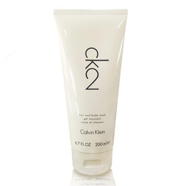Calvin Klein CK2 中性淡香水 沐浴膠 200ml《Belle倍莉小舖》