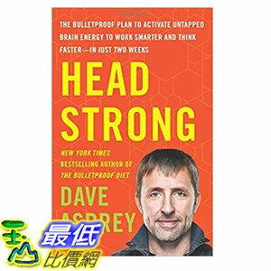106美國直購  2017美國暢銷書 Head Strong:The Bulletpro