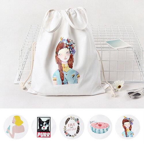 手提包 帆布包 手提袋 環保購物袋【SPBA100】 BOBI  11/10 0