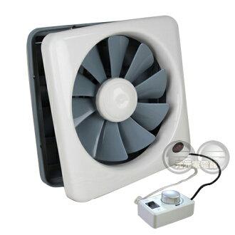 SUPA FINE 勳風 12吋DC節能吸排扇 抽風扇 排風機 HF-7112