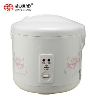 尚朋堂 10人份厚斧電子鍋 SC-1855T