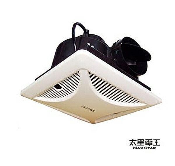 喜馬拉雅-豪華型浴室用通風扇(側排) WFS358 / S-358