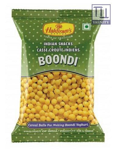 Khari Boondi 印度雞豆球休閒點心