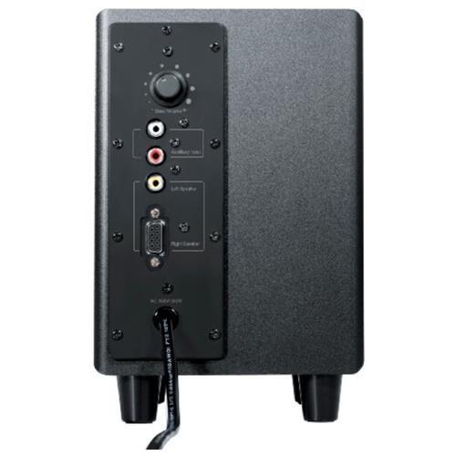 Logitech Z323 Speaker System - 2.1-channel - 30W (RMS) 3