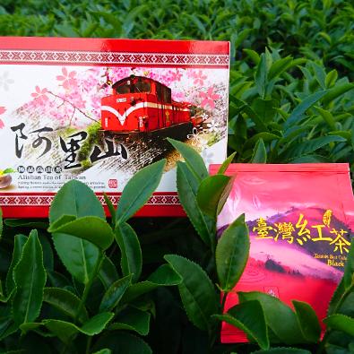 100%台灣阿里山原產地【森原坊】【高山小葉種紅茶包】【冷泡茶】20入 上班族必備,有了他事半功倍