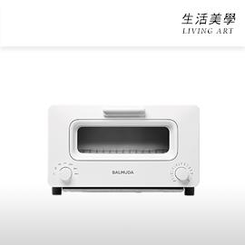 嘉頓國際 日本進口 BALMUDA【K01E】吐司烤箱 溫度控制 蒸氣 四種菜單模式 三段火力 烤吐司 K01A 新款