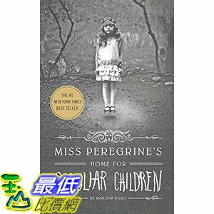106美國直購  2017美國暢銷兒童書 Miss Peregrine #x27 s H