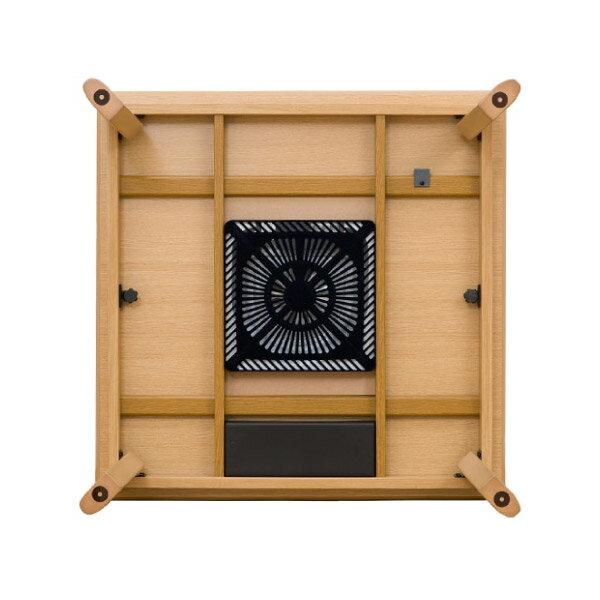 ★暖桌 正方形VALIA N 80 LBR NITORI宜得利家居 9