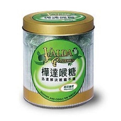 樺達喉糖罐裝-超涼薄荷160g【愛買】