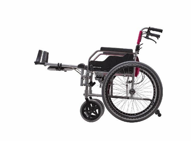 【骨科輪椅】康揚骨科型輪椅可抬腳 KM-1510 贈餐桌板