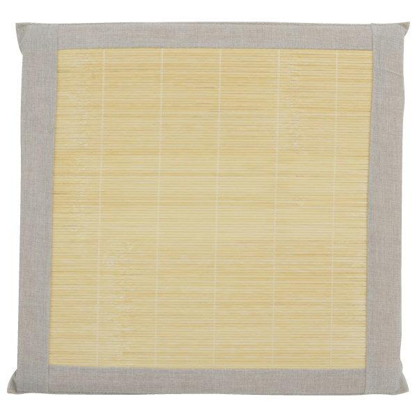 竹製方形小坐墊 TYLER Q 19 NITORI宜得利家居 1