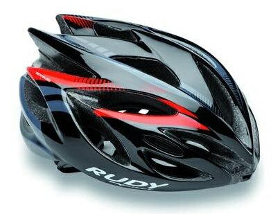 【7號公園自行車】RUDY PROJECT AIRSTORM RUSH 安全帽(黑紅)