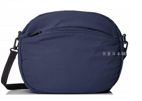 【百倉日本舖】日本正版anello半圓斜背包側背包單肩包(2色)