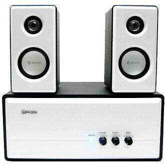 【壹品家現代生活館】KINYO KY-670耐嘉2.1精緻木質擴大音箱