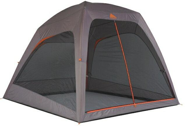 KELTY 露營帳篷/網屋 AIRSCREEN 充氣式紗網客廳帳 深灰