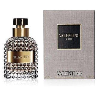 香水1986☆Valentino Uomo 范倫鐵諾同名男性淡香水 香水空瓶分裝 5ML
