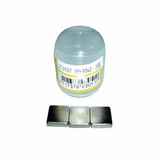 旻新 LT-3157 DIY方形強力磁鐵 / 3入
