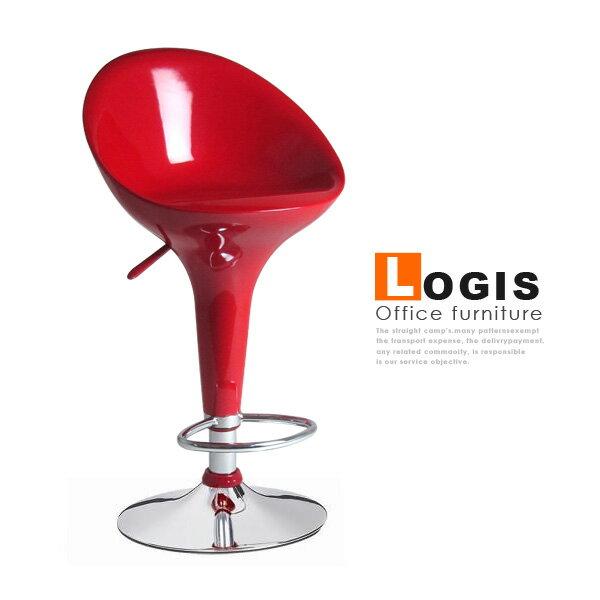 *邏爵*~LOG-105優達利吧台椅高腳椅酒吧餐廳接待所*單入*(三色)