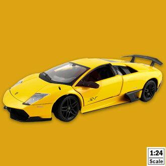 【瑪琍歐玩具】1:24授權合金車 LAMBOIGHINI MURCIELAGO LP670-4