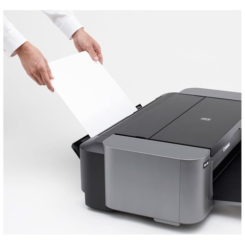 Canon PIXMA Pro Pro-100 Inkjet Printer - Color - 4800 x 2400 dpi Print - Photo/Disc Print - Desktop - 2 ipm Color Print (ISO) - 51 Second Photo - 170 sheets Standard Input Capacity - Ethernet - Wireless LAN - USB - PictBridge 2