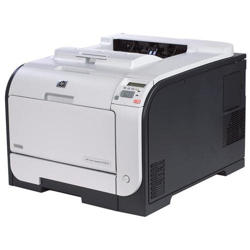 HP Color LaserJet CP2025n Network Workgroup Office Printer (CB494A) 1
