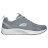 Shoestw【13043GYMN】SKECHERS 運動鞋 SKYLINE AIR-COOLED 灰蒂芬妮綠 針織 記憶鞋墊 女生尺寸 0