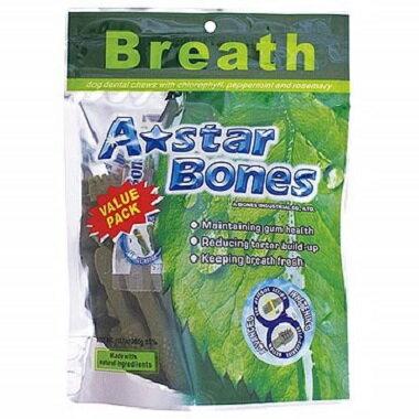 A STAR BONES 多效雙頭潔牙骨 牙刷型 (360g)