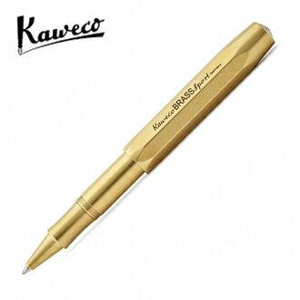 德國KAWECOBRASSSport系列鋼珠筆0.7mm黃銅4250278610869支