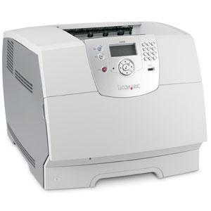 Lexmark T640 Monochrome Laser Printer - 35ppm 4