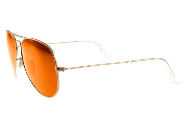 Ray Ban 雷朋 水銀鍍膜 霧金 太陽眼鏡 RB3025 5