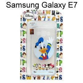 迪士尼透明軟殼 Samsung E7000 Galaxy E7 [BABY] 唐老鴨【Disney正版授權】